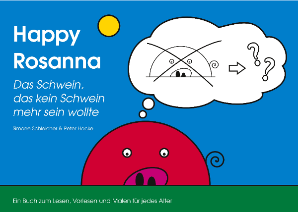 Cover Happy Rosanna Buch 1